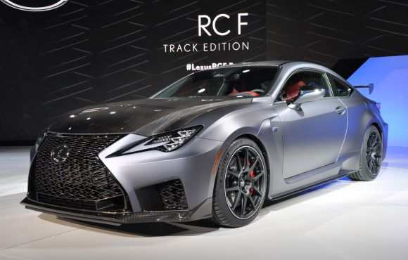 41 The Best 2020 Lexus Rc F Track Edition Specs