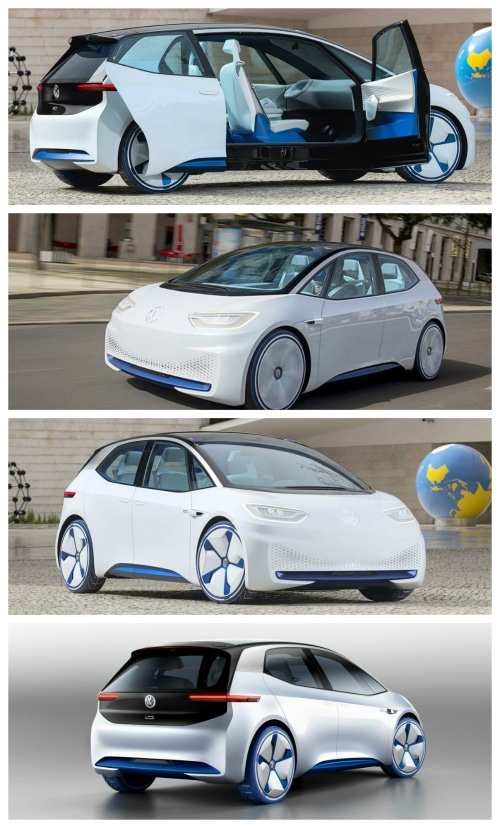 41 The Best 2020 Volkswagen Id Price First Drive