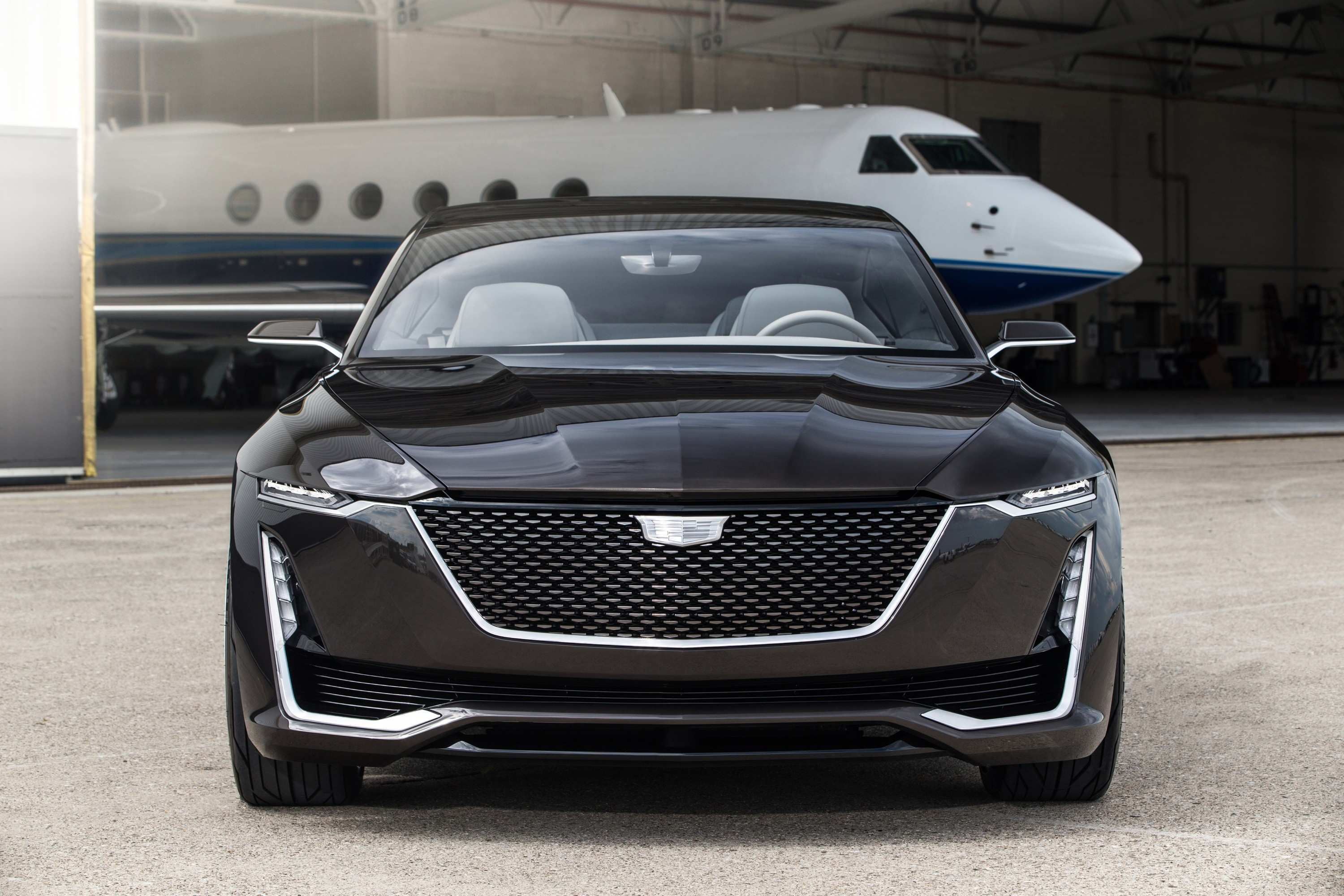 41 The Best Cadillac Electric Car 2020 Redesign And Concept