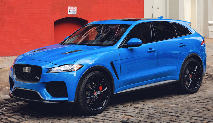 41 The Best Jaguar F Pace New Model 2020 Review And Release Date