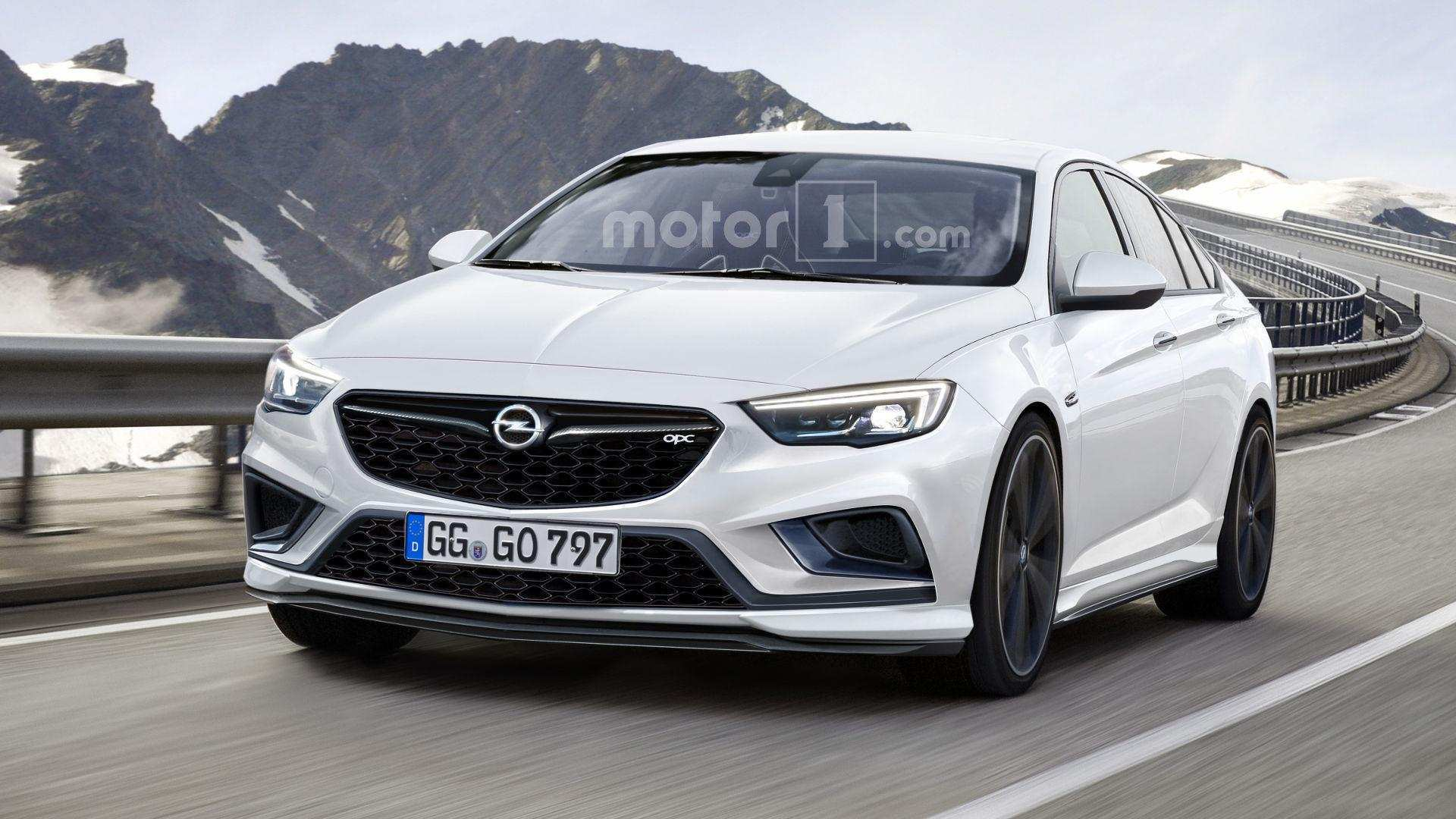 41 The Best Opel Insignia Opc 2020 Pictures