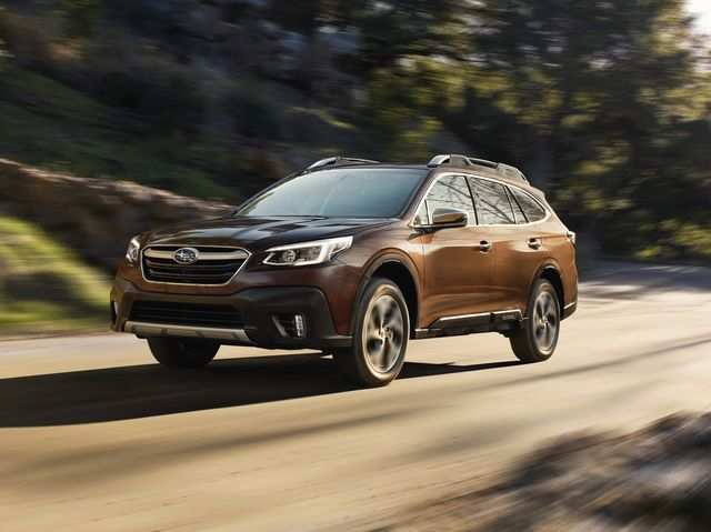 41 The Best Subaru Outback Update 2020 Spy Shoot
