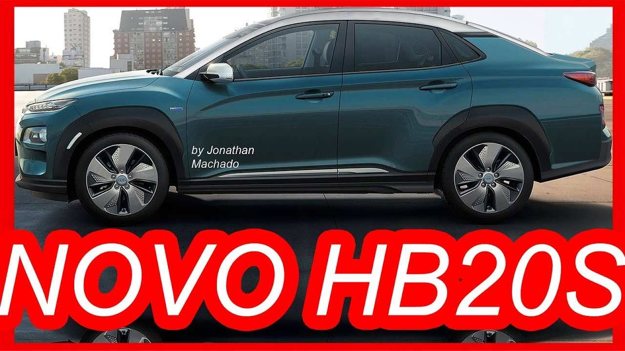 41 The Hyundai Hb20 2020 Exterior And Interior