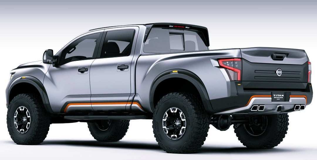 41 The Nissan Titan Warrior 2020 Picture