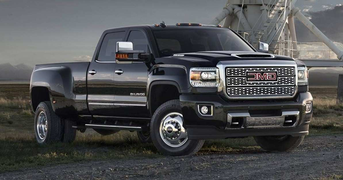 42 A 2019 Gmc 3500 Duramax Redesign And Review