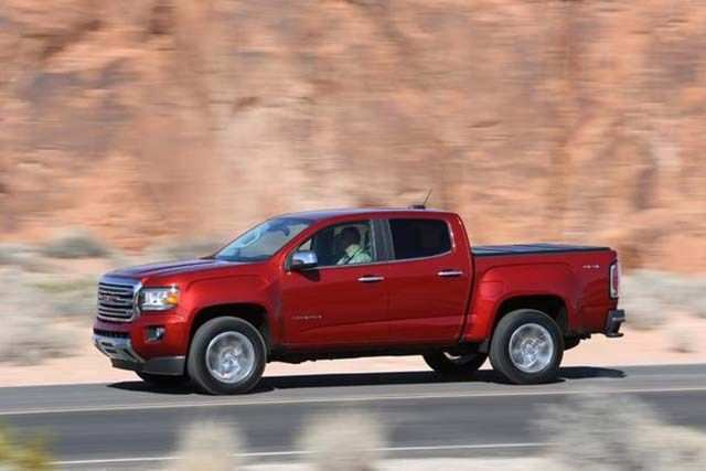 42 A 2020 Gmc Canyon Redesign Pictures
