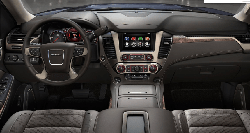 42 A 2020 Gmc Yukon Denali Interior Review And Release Date