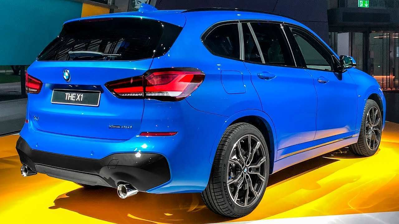 42 A Bmw X1 2020 Facelift Redesign And Review