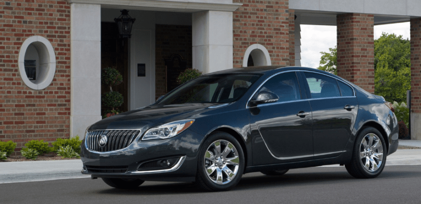 42 A Buick Regal 2020 First Drive