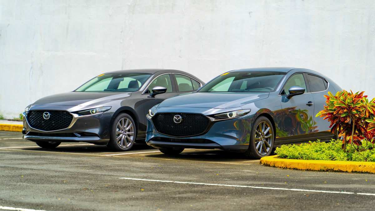 42 A Mazda 3 2020 Philippines Redesign And Review