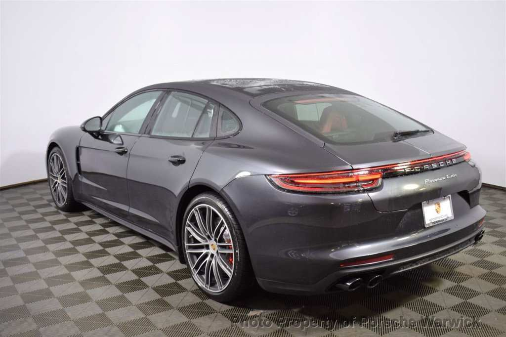 42 All New 2019 Porsche Panamera Turbo Style