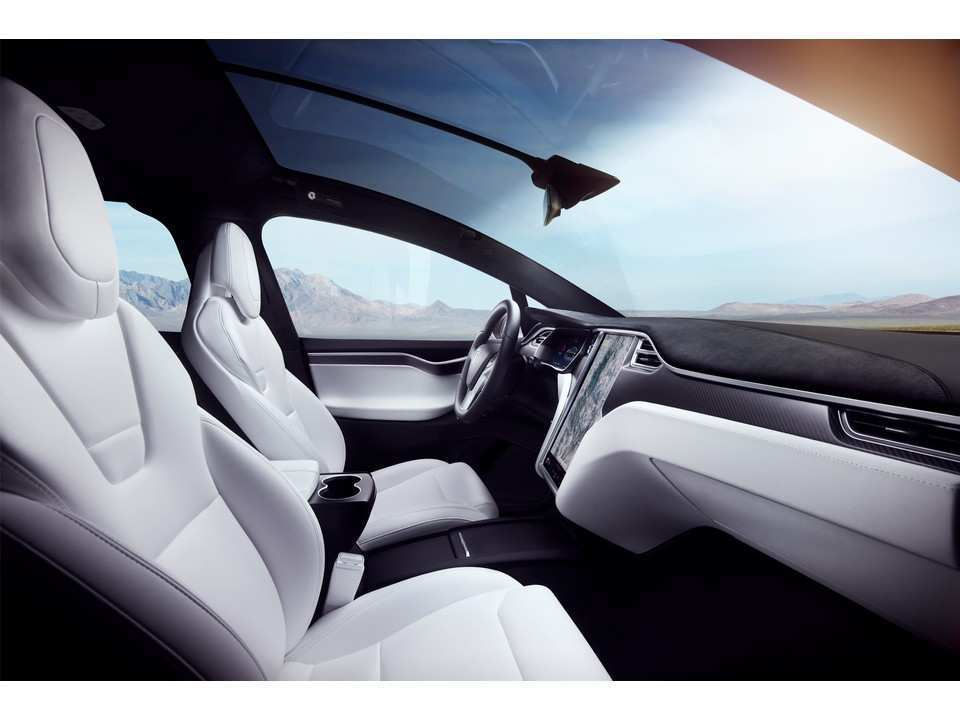 42 All New 2019 Tesla Interior Price Design And Review