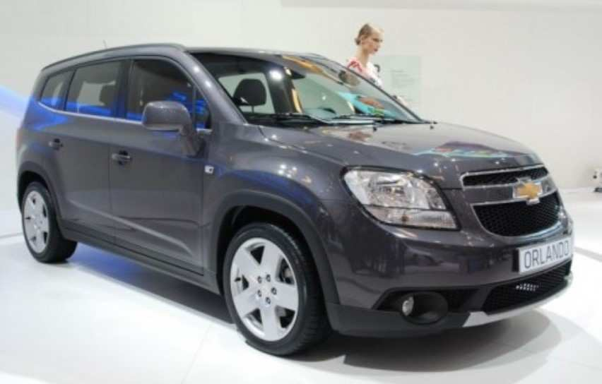 42 All New Chevrolet Orlando 2020 Price And Review