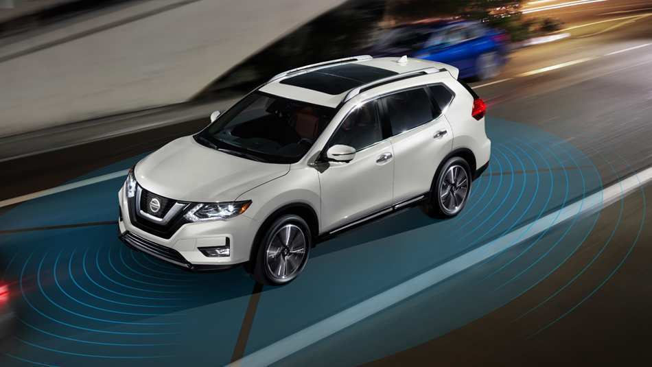42 All New Nissan Rogue 2020 Canada Style