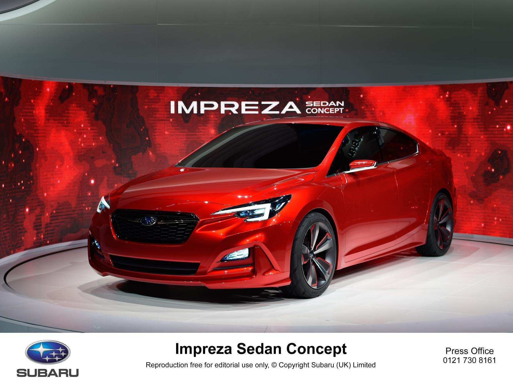 42 All New Subaru Prominence 2020 2 Performance And New Engine