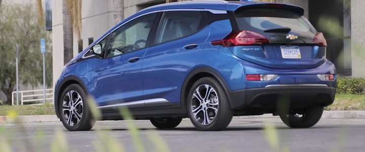 42 New 2019 Chevrolet Bolt Ev Picture
