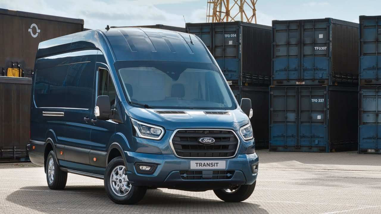 42 New 2019 Ford Transit Awd Ratings