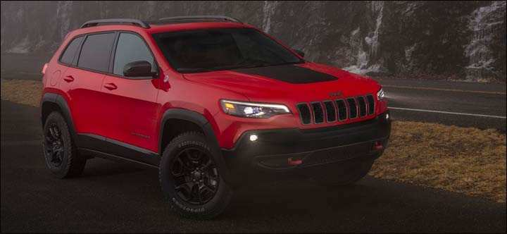 42 New 2019 Jeep Cherokee Kl Research New