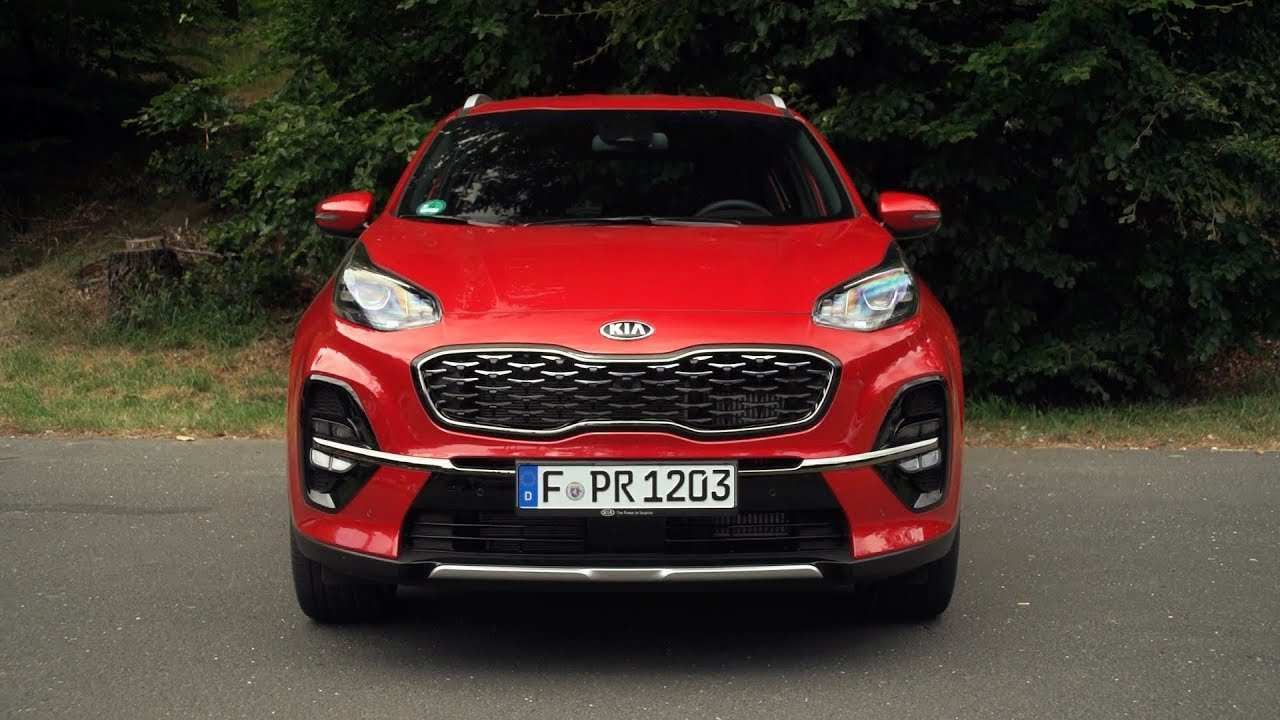 42 New 2019 Kia Sportage Redesign New Model And Performance