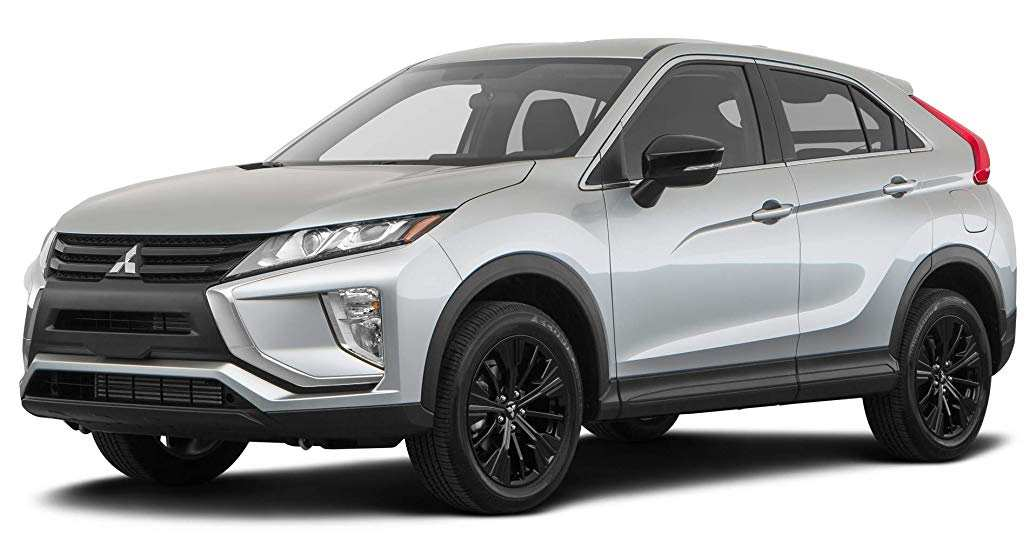 42 New 2019 Mitsubishi Cross Concept And Review