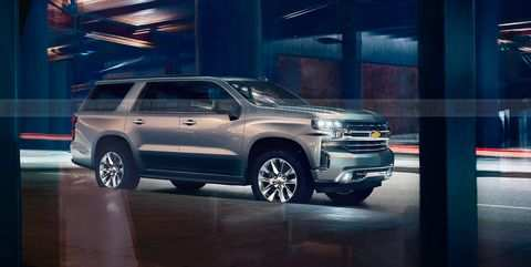 42 New 2020 Chevrolet Tahoe Redesign Picture