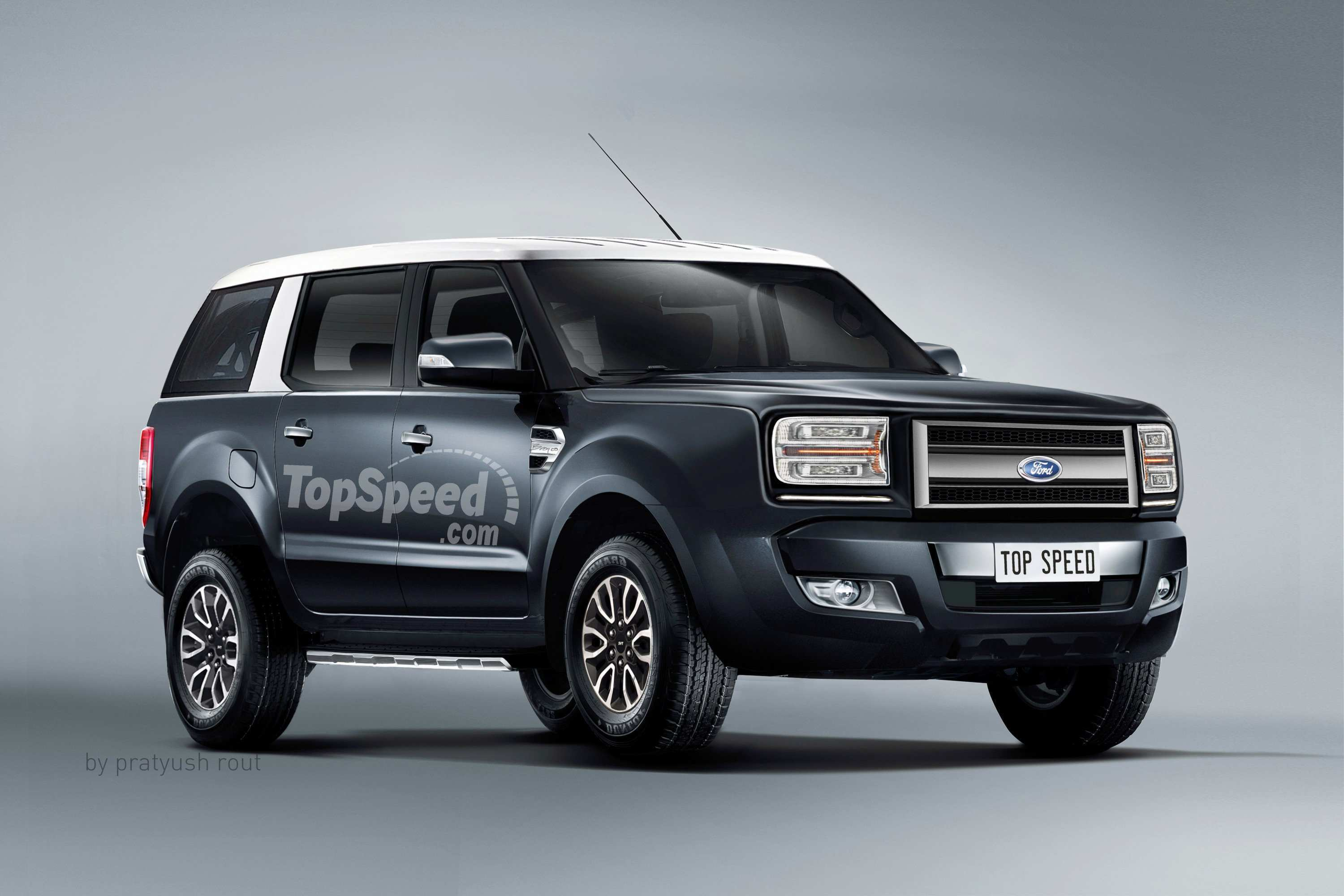 42 New 2020 Ford Bronco Hp Exterior