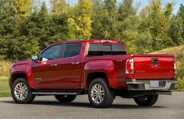 42 New 2020 Gmc Canyon Redesign Speed Test