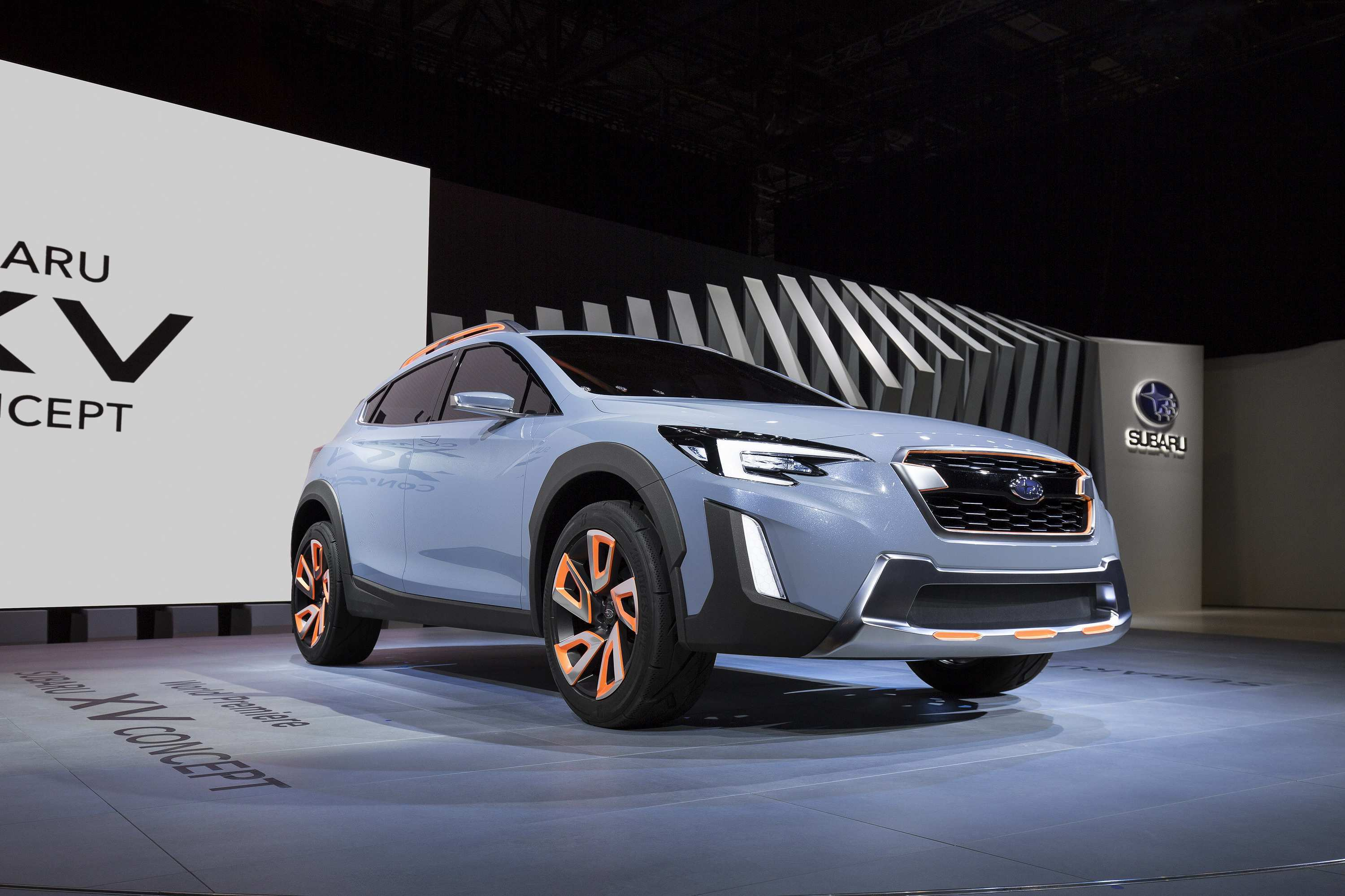 42 New 2020 Subaru Crosstrek Turbo Redesign And Concept