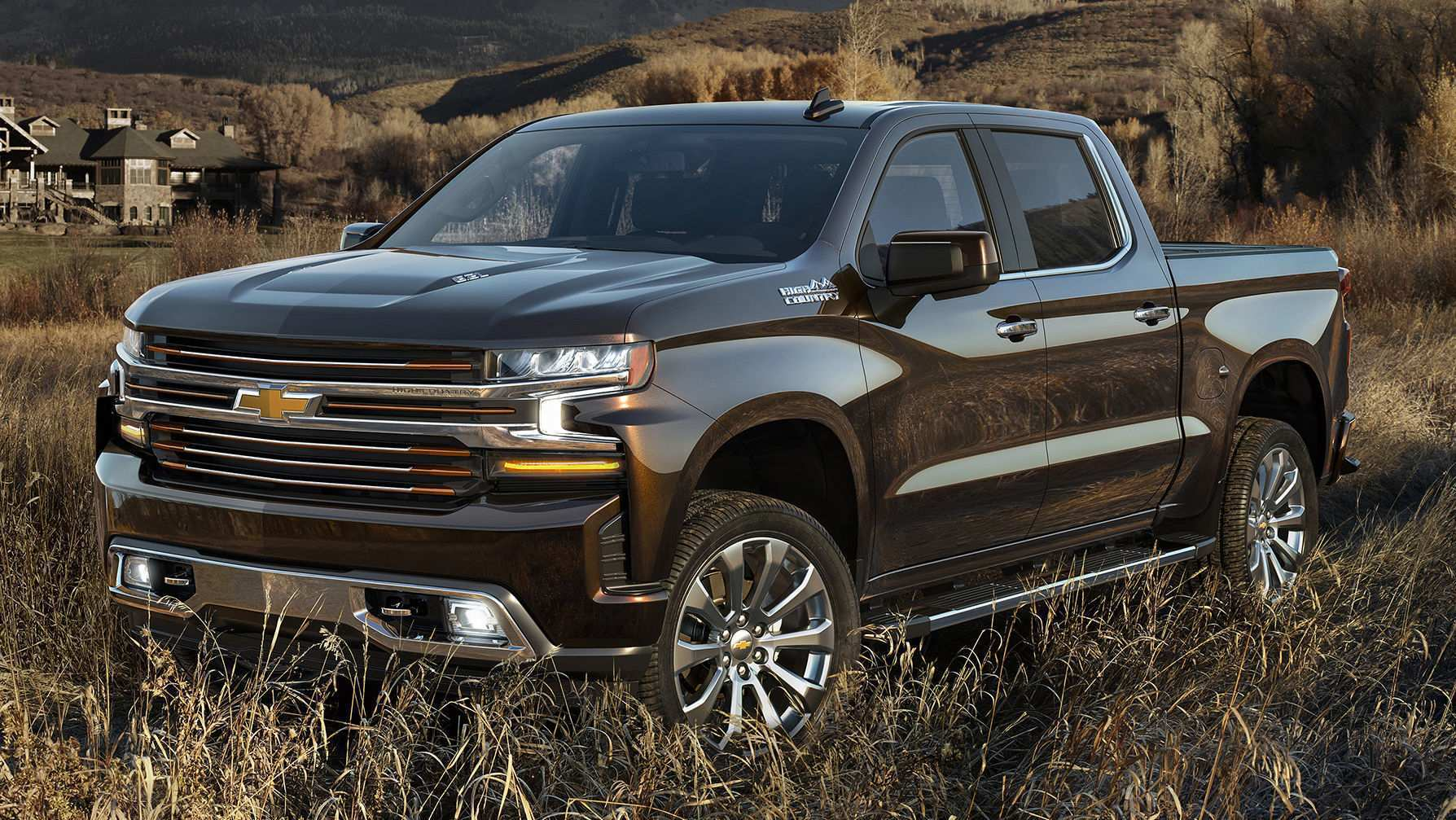 42 New Chevrolet High Country 2020 New Concept