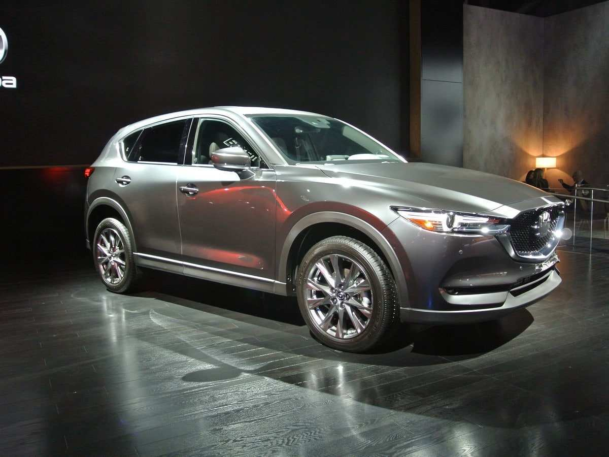 42 New Mazda X5 2020 Overview