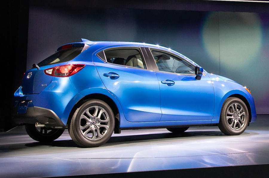 42 New Yaris 2020 Mazda 2 Picture