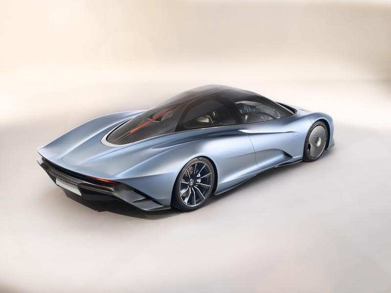 42 The 2019 Mclaren Top Speed Release Date And Concept