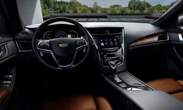 42 The 2020 Cadillac Ct5 Interior Specs And Review