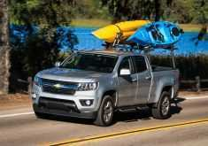 2020 Chevrolet Colorado Updates