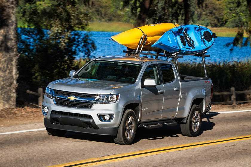 42 The 2020 Chevrolet Colorado Updates Specs and Review