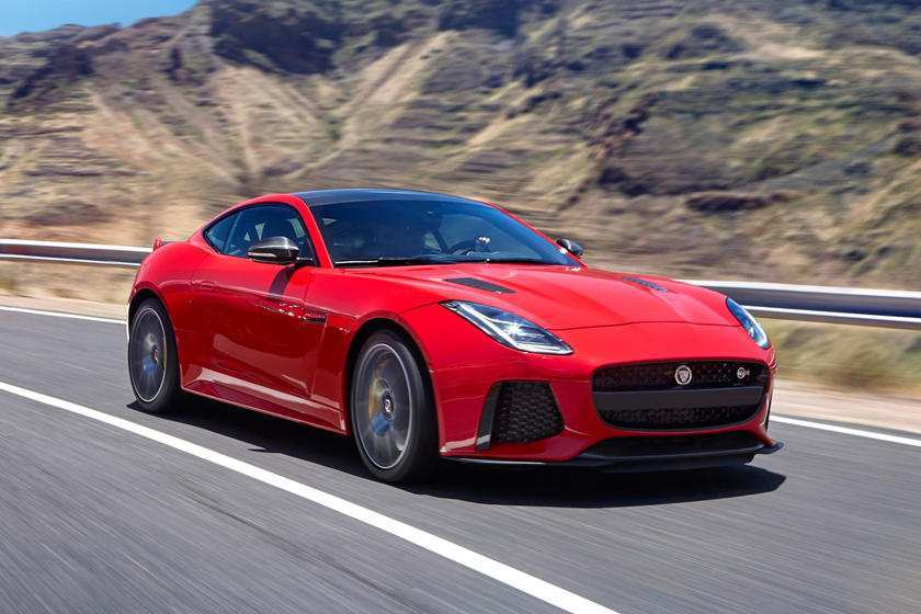 42 The 2020 Jaguar F Type Msrp Concept