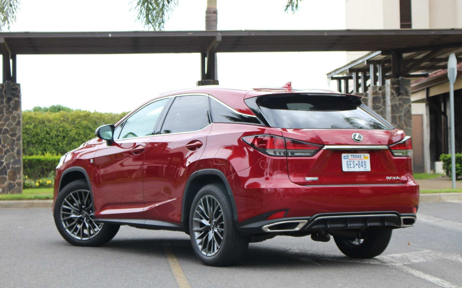 42 The 2020 Lexus Rx Overview