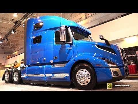 42 The 2020 Volvo Vnl 860 Globetrotter Xl Interior