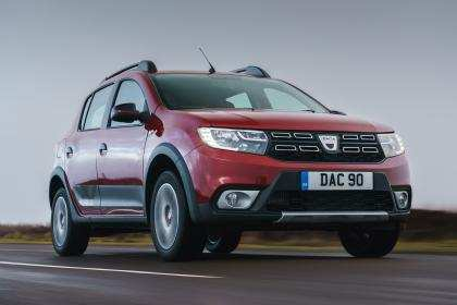 42 The Best 2019 Dacia Sandero Stepway Redesign And Review