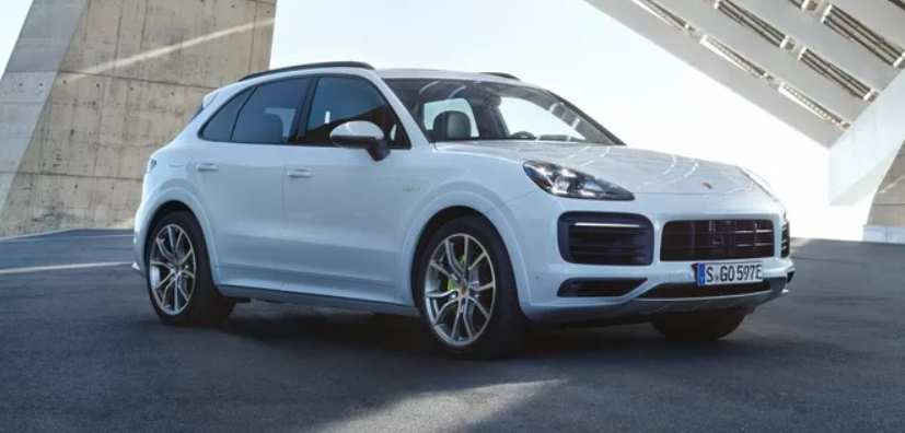 42 The Best 2019 Porsche Cayenne Specs Performance And New Engine
