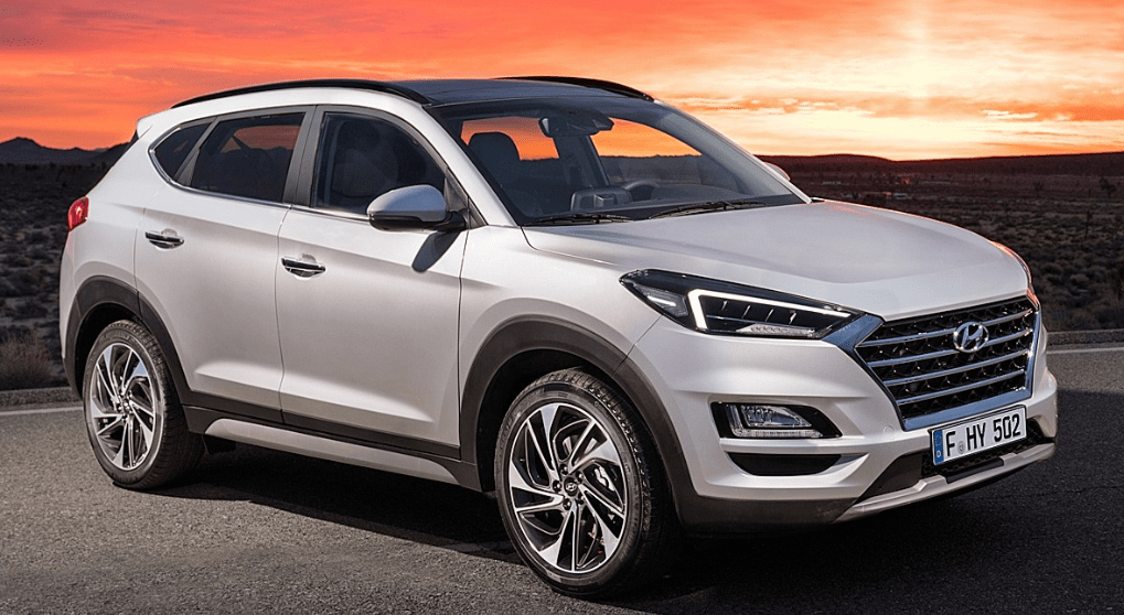 42 The Best Hyundai Tucson Redesign 2020 New Review