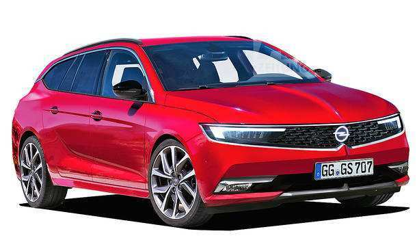 42 The Best Opel Astra New Shape 2020 Exterior
