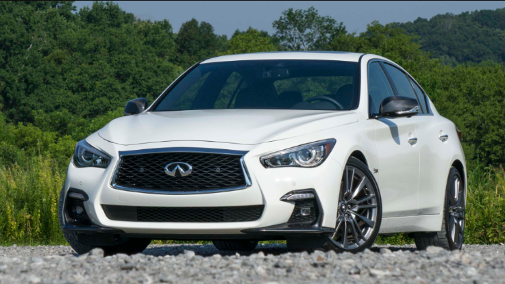 42 The New Infiniti Q50 2020 Review