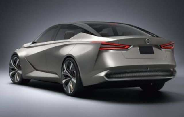 42 The Nissan Maxima Redesign 2020 Images