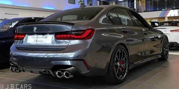 42 The When Does The 2020 Bmw M3 Come Out Redesign And Concept