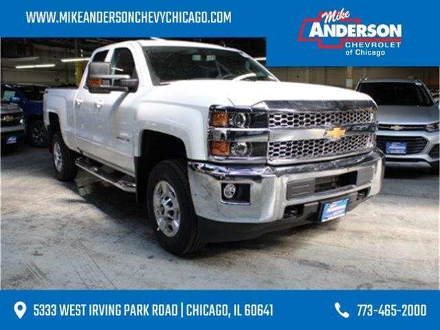 43 A 2019 Chevrolet 2500 Pickup Price And Release Date