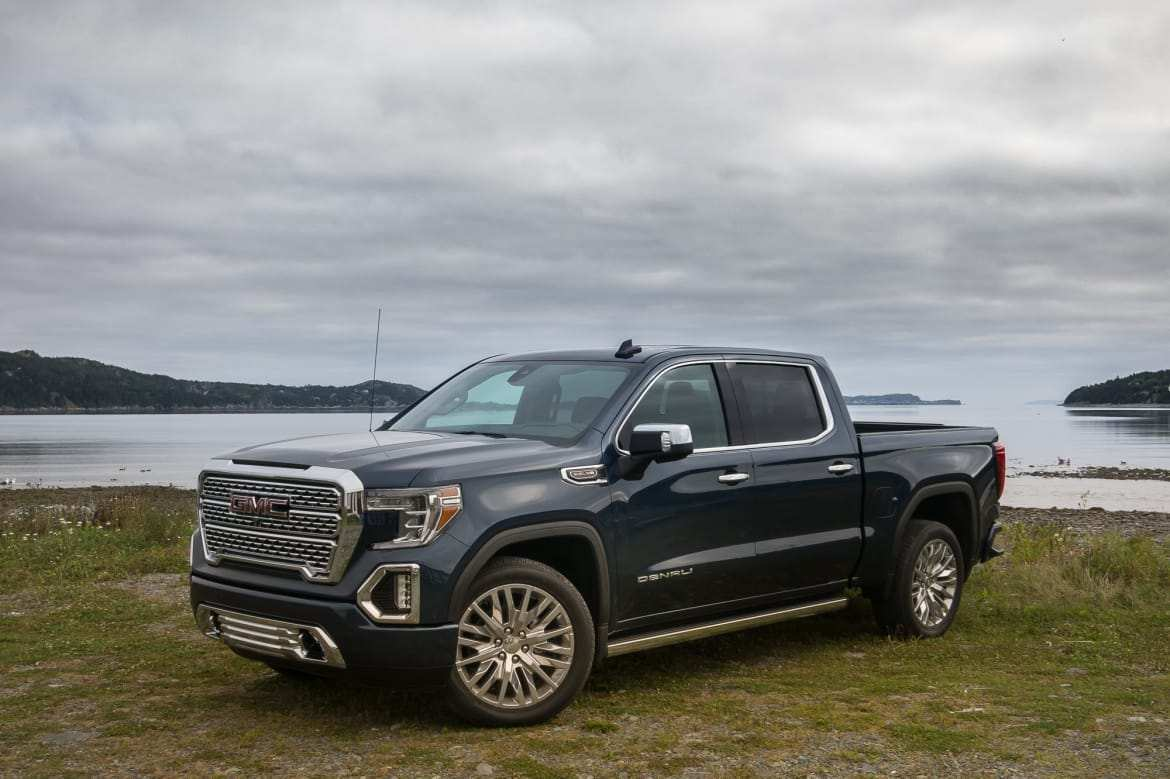43 A 2019 Gmc Pickup Release Date Research New