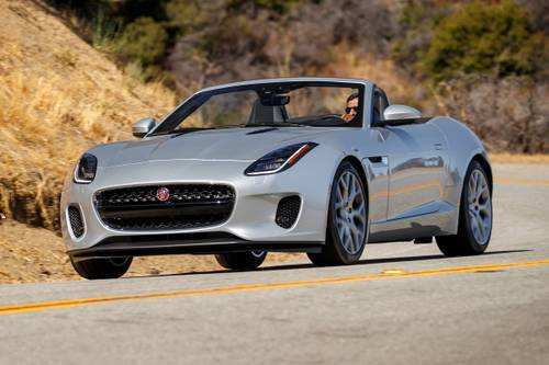 43 A 2019 Jaguar F Type Convertible Reviews