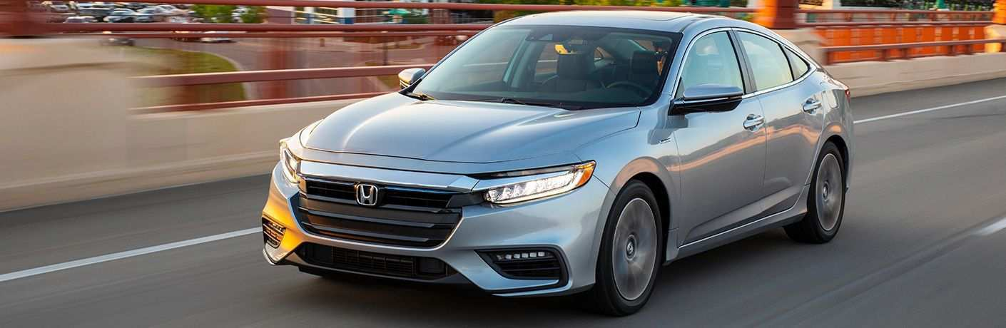 43 A Honda Insight Hatchback 2020 Concept And Review