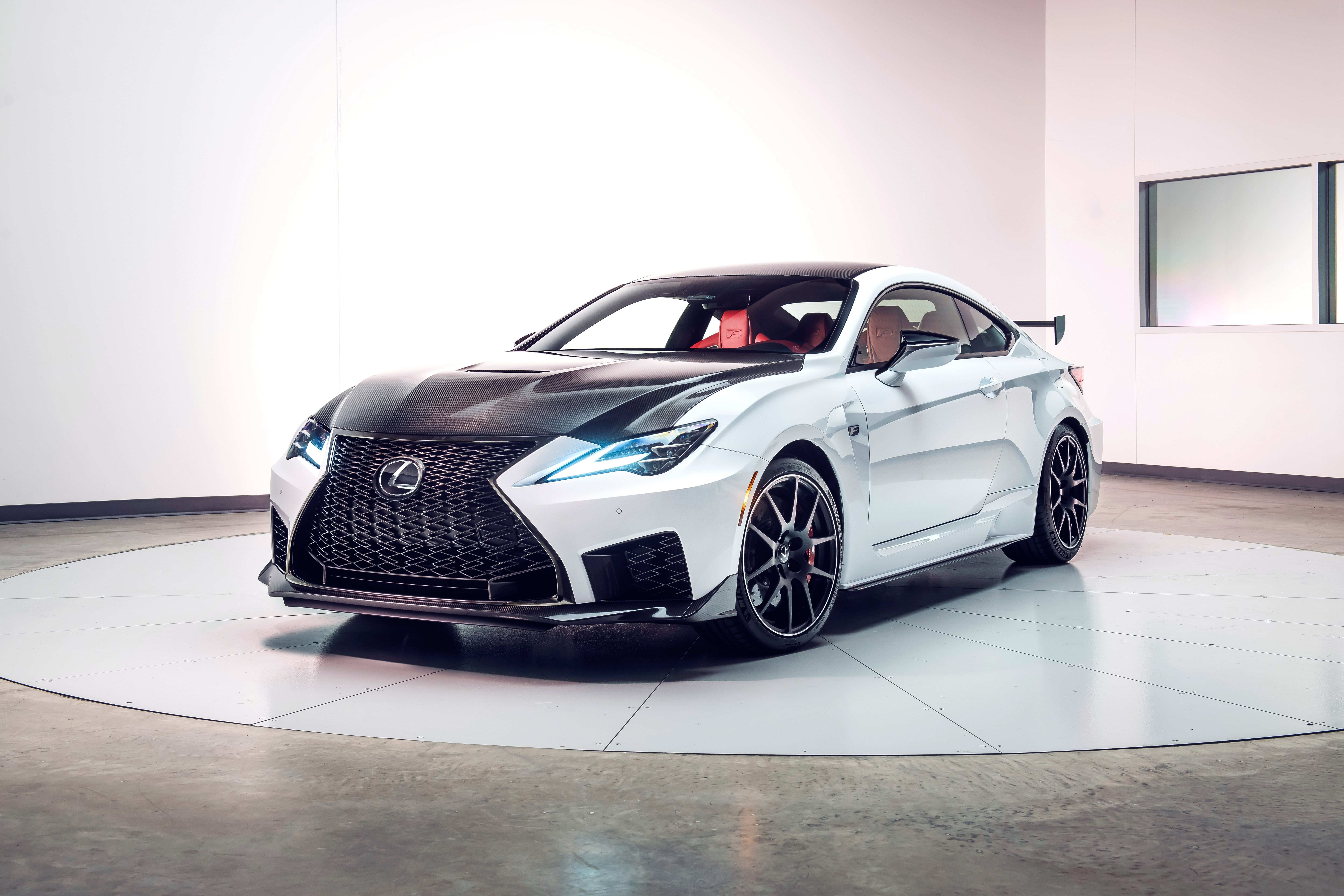 43 A Lexus Rc 2020 Review Redesign